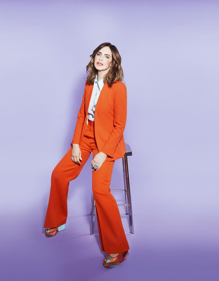 Press images of Trinny Woodall 2020